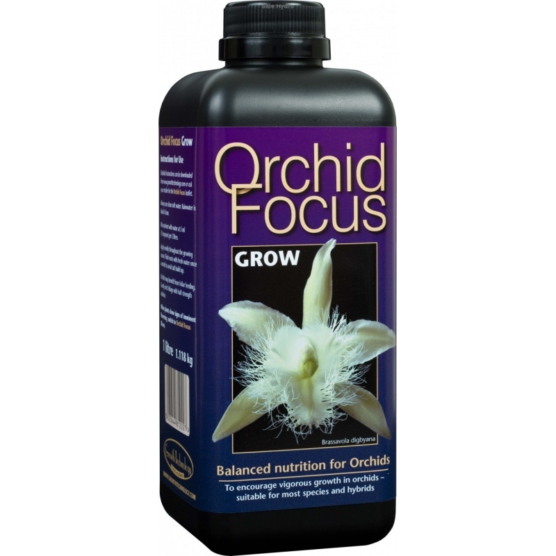Orchid Focus Engrais Orchidées Croissance 1ltr