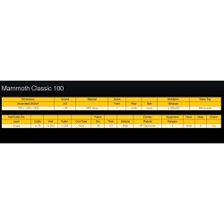 Mammoth Classic DS100