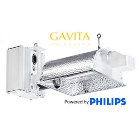 Gavita Pro 600W complet avec 2ième ampoule de rechange
