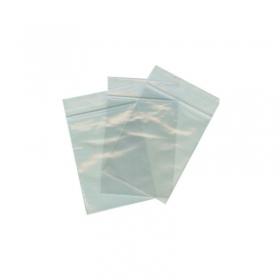 Sachet Zip plastique transparent 35x45cm
