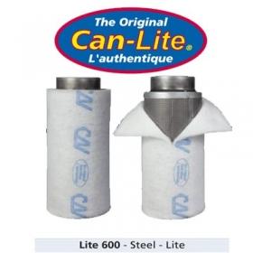 Filtre à Charbon Can-Lite 600 (600-800m³/h) (150 Ø)