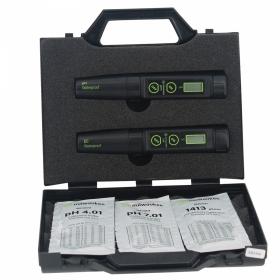 Milwaukee Tester kit PH51 + EC C66