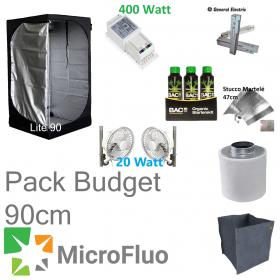 Pack Culture Budget 90x90cm