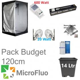 Pack Culture Budget 120x120cm