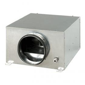 Alubox Insonorisé KSB 160 R (520m3)