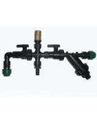 Accessoires d'irrigation PE